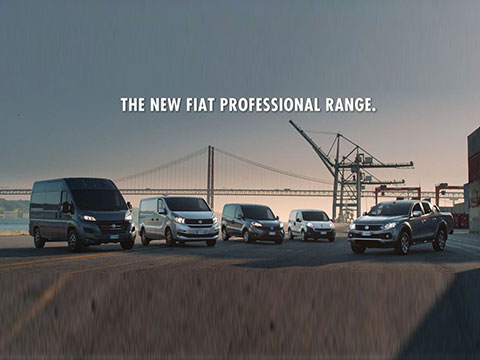 New Fiat Professional range