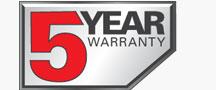 Isuzu 5 Year Warranty