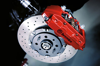 High performamce braking systems