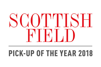 Scottish Field Pickup of the Year 2018