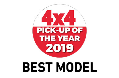 4x4 Magazine Best Model 2019 Pickup of the Year