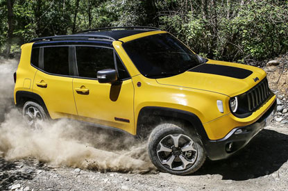 Jeep Renegade SUV