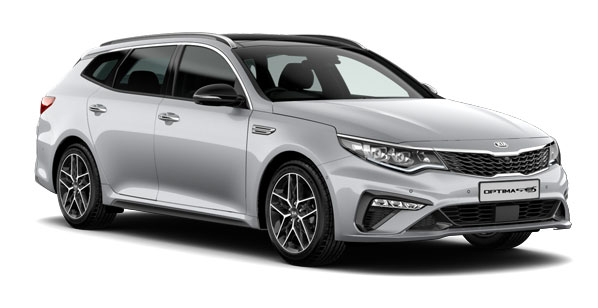 Kia Optima SW '2' 1.6 CRDi 134bhp 6-speed manual ISG