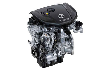 SKYACTIV - Engine and Transmission
