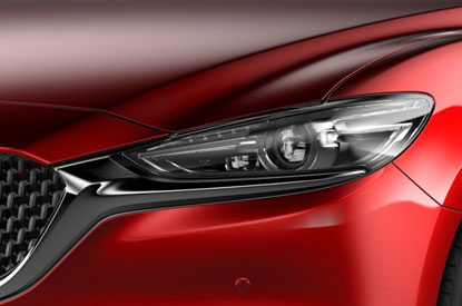 Mazda6 Headlights