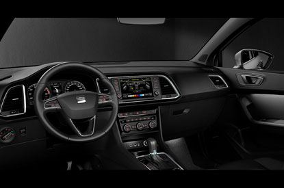 Interior with Ambient Lighting