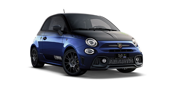 Abarth 595 1.4 T-Jet 165 Yamaha Monster 3dr