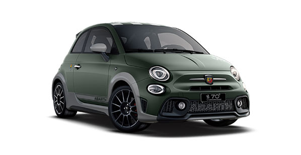 Abarth 695 1.4 T-Jet 180 70th Anniversary 3dr