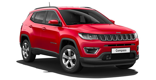 Jeep Compass 1.4 Multiair 140 Longitude 5dr [2WD]