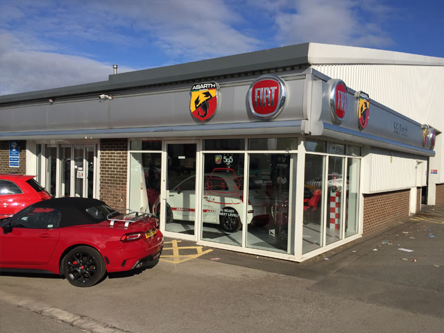 SG Petch Fiat Middlesbrough
