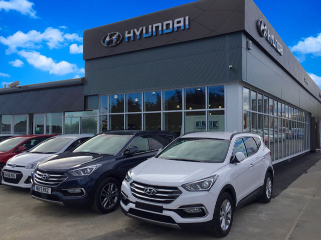 SG Petch Hyundai Middlesbrough