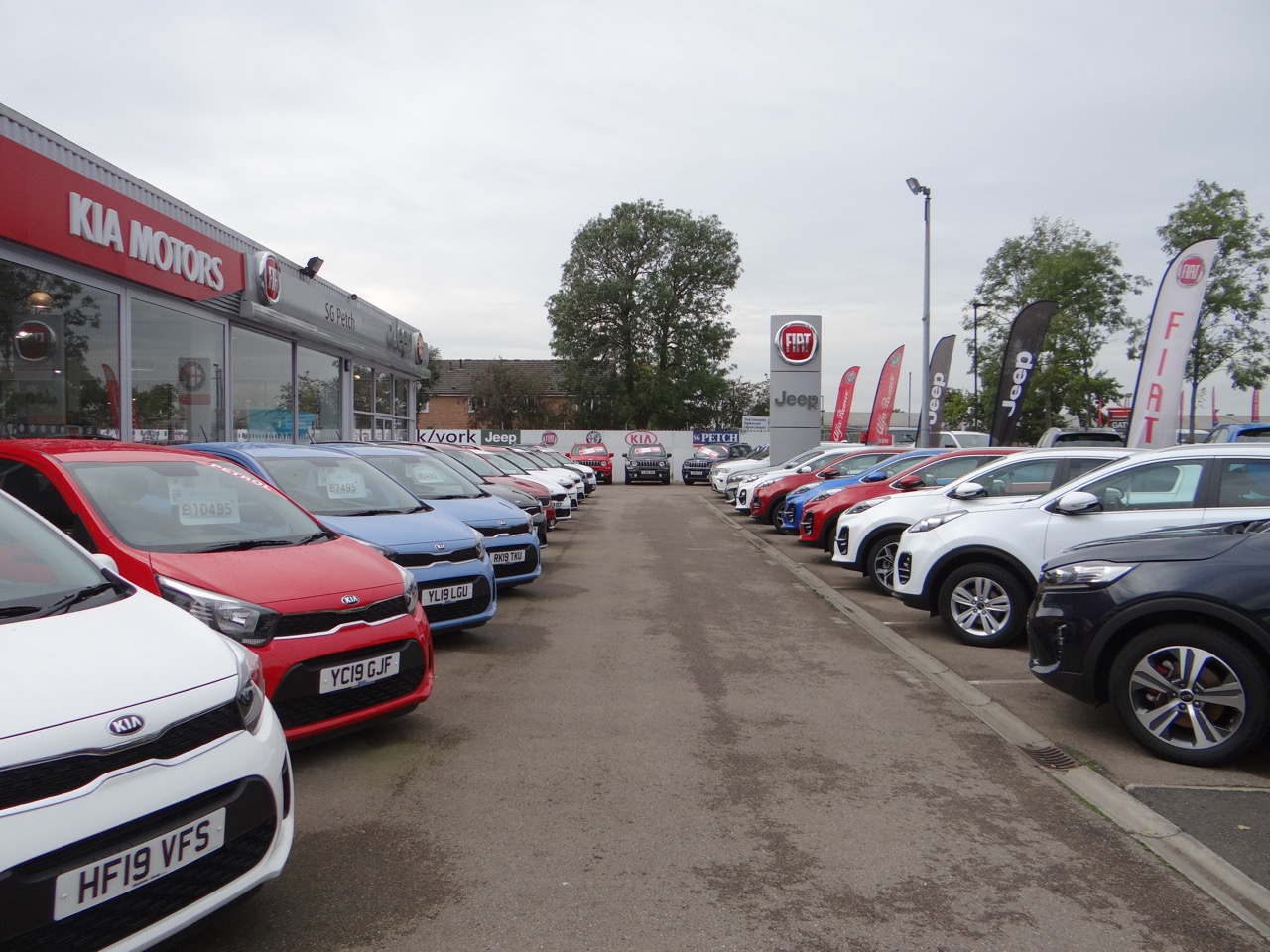 SG Petch York Used Cars